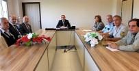JANDARMA KOMUTANI - Burhaniye'de İlçe Güvenlik Toplantısı Yapıldı