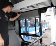 ELEKTRONİK BİLET - Büyükşehir Belediyesi, Otobüsleri Kamera Sistemi İle Donatıyor