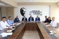 HALIL MEMIŞ - Encümen Üyelerinden Başkan Ergün'e Taziye