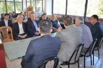 MEHMET ŞİMŞEK - Esnaf Odaları Bilgilendirilme Toplantısı Yapıldı
