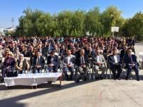 ÖĞRETMENLER - Fadime Hoca Kız Öğrenci Yurdunun Açılışı Yapıldı