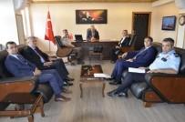 İLÇE MİLLİ EĞİTİM MÜDÜRÜ - Fatsa'da Spor Müsabakaları Güvenlik Toplantısı