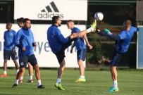 MAHMUT USLU - Fenerbahçe'de Feyenoord Hazırlıkları Tamam