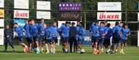 MAHMUT USLU - Fenerbahçe Feyenoord Sınavına Hazır