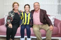 VEFA SALMAN - Fenerbahçeli Oyuncuların İmzaladığı Forma Şehit Kızını Sevindirdi