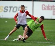 FLORYA - Galatasaray, Antalyaspor Maçının Hazırlıklarını Sürdürdü