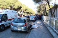 İNTIHAR - Genç kızı vurduktan sonra mezarlıkta intihar etti
