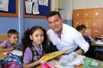 İLÇE MİLLİ EĞİTİM MÜDÜRÜ - Germencik Belediyesi'nden Eğitime Destek