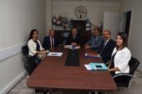 HALIL MEMIŞ - Gölmarmara'da Büyükşehir Ve MASKİ'nin Çalışmaları Masaya Yatırıldı