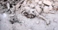 HAVA SALDIRISI - Ekmek sırasında can verdiler