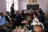 ŞANLIURFA MİLLETVEKİLİ - Harran Belediye Başkanı Özyavuz'dan Halk Eğitim Merkezi'ne Ziyaret