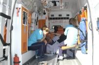 İTFAİYECİLER - Hastanede Yangın Tatbikatı