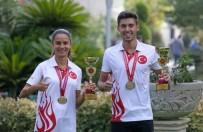 TÜRKIYE KUPASı - Hiperaktifti Türkiye Şampiyonu Oldu