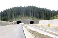 KARAYOLLARI - Ilgaz Tüneli'nde Sona Gelindi