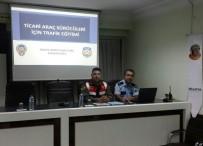 UZMAN JANDARMA - Jandarma Ve Polisten Okul Servis Şoförlerine Eğitim