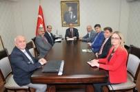 SÜLEYMAN TAPSıZ - Karaman'da Tarım, Hayvancılık Ve Gıda Fuarı Yapılacak