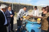 ONARIM ÇALIŞMASI - Kars Belediyesi İçme Suyu Arıtma Tesisleri'nde Bakım Onarım Yaptı