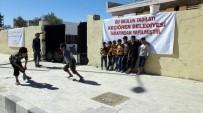 KIRTASİYE MALZEMESİ - Keçiören Belediyesi'nden Cerablus'a Eğitim Desteği
