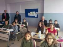 İLÇE MİLLİ EĞİTİM MÜDÜRÜ - Kırklareli İl Özel İdaresi Genel Sekreteri Eser'den Okul Ziyaretleri
