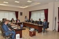 JANDARMA KOMUTANI - Kırklareli Üniversitesi'nde Güvenlik Toplantısı