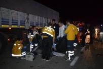 POLİS - Kocaeli'de Feci Kaza Açıklaması 3 Ölü, 2 Yaralı