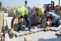 GÜZELÇAMLı - Kuşadası Belediyesi Yol Çalışmaları Devam Ediyor