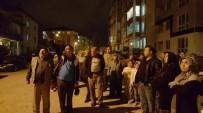 BAZ İSTASYONU - Mahalle Halkı Baz İstasyonu İçin Sokağa Döküldü