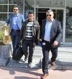 MATEMATIK - Matematik Öğretmeni FETÖ'den Gözaltına Alındı