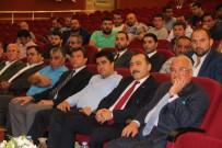 HÜSEYIN ÇALıŞKAN - Mersin İdmanyurdu'nda Yeni Başkan Ali Tekin