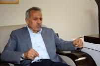 MUSTAFA ŞAHİN - Milletvekili Şahin Milli Eğitim Müdürlüğünü Ziyaret Etti