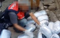 İL JANDARMA KOMUTANLIĞI - Milyonlarca Liralık Uyuşturucu Operasyonu Kamerada
