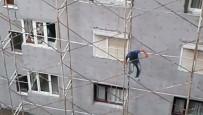 YEREL YÖNETİMLER - 'Örümcek İşçi' Bu Kadarına Da Pes Dedirtti