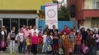 SOSYAL SORUMLULUK - Pendik KAİDER'den Çocuklara Kırtasiye Desteği