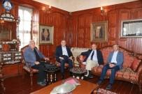 ŞAHINBEY BELEDIYESI - Şahinbey'e Hayran Kaldılar