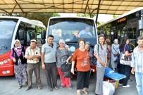 TOPLU TAŞIMA - Salihli'de Toplu Ulaşıma Vatandaşlardan Tam Not