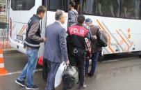 MALİ MÜŞAVİR - Samsun'da FETÖ'den 6 Kişi Tutuklandı