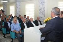 CEYLANPINAR - Şanlıurfa Ziraat Odaları İl Koordinasyon Toplantısı Yapıldı