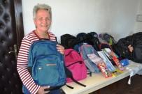 İLÇE MİLLİ EĞİTİM MÜDÜRÜ - Şefkatli Ellerden Bir Kamyon Yardım