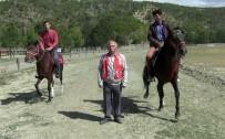 YARIŞ - Şehit Mustafa Ayna Anısına At Yarışları Düzenleniyor