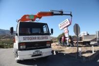 Seydişehir'in Mahallesi Olan Belde Ve Köyler Yeni Tabelalarına Kavuştu