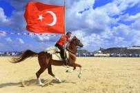 HALK EKMEK - Sultangazi'de 6'Ncı Geleneksel Atlı Cirit Müsabakaları Başlıyor