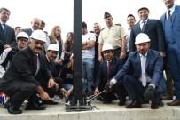 ERSIN EMIROĞLU - Türkiye'nin İlk Üniversiteli Pazarının Temeli İzmit'te Atıldı