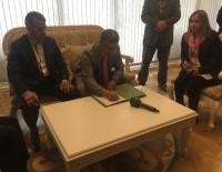 ÜSKÜDAR BELEDİYESİ - Üsküdar Belediyesi'nde Toplu İş Sözleşmesi İmzalandı