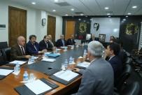 JANDARMA KOMUTANI - Vali Kamçı Başkanlığında Üniversitelerin Güvenliğine Yönelik Değerlendirme Toplantısı Yapıldı
