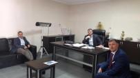 KOOPERATIF - Vezirhan Belediye Başkanı Duymuş'tan Taşıyıcılar Kooperatifi'ne Ziyaret