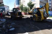 ALİ KORKUT - Yakutiye Belediyesi, Yenikapının İmajını Yeniledi