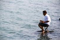 OLTA - Yazlıkçılar Gidince Sahiller Amatör Balıkçılara Kaldı