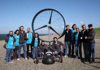 YıLDıZLı - YTÜ'lü Öğrenciler Rüzgar Enerjisi Yarışları'ndan Kupayla Döndü