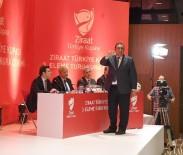 KARAGÜMRÜK - Ziraat Türkiye Kupası'nda 3. Eleme Turu Kuraları Çekildi