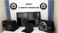 GÖKPıNAR - 10 Hırsız Suçüstü Yakalandı